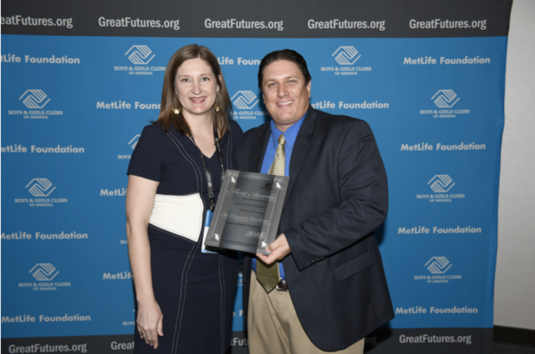 Merit Award Mack Reid