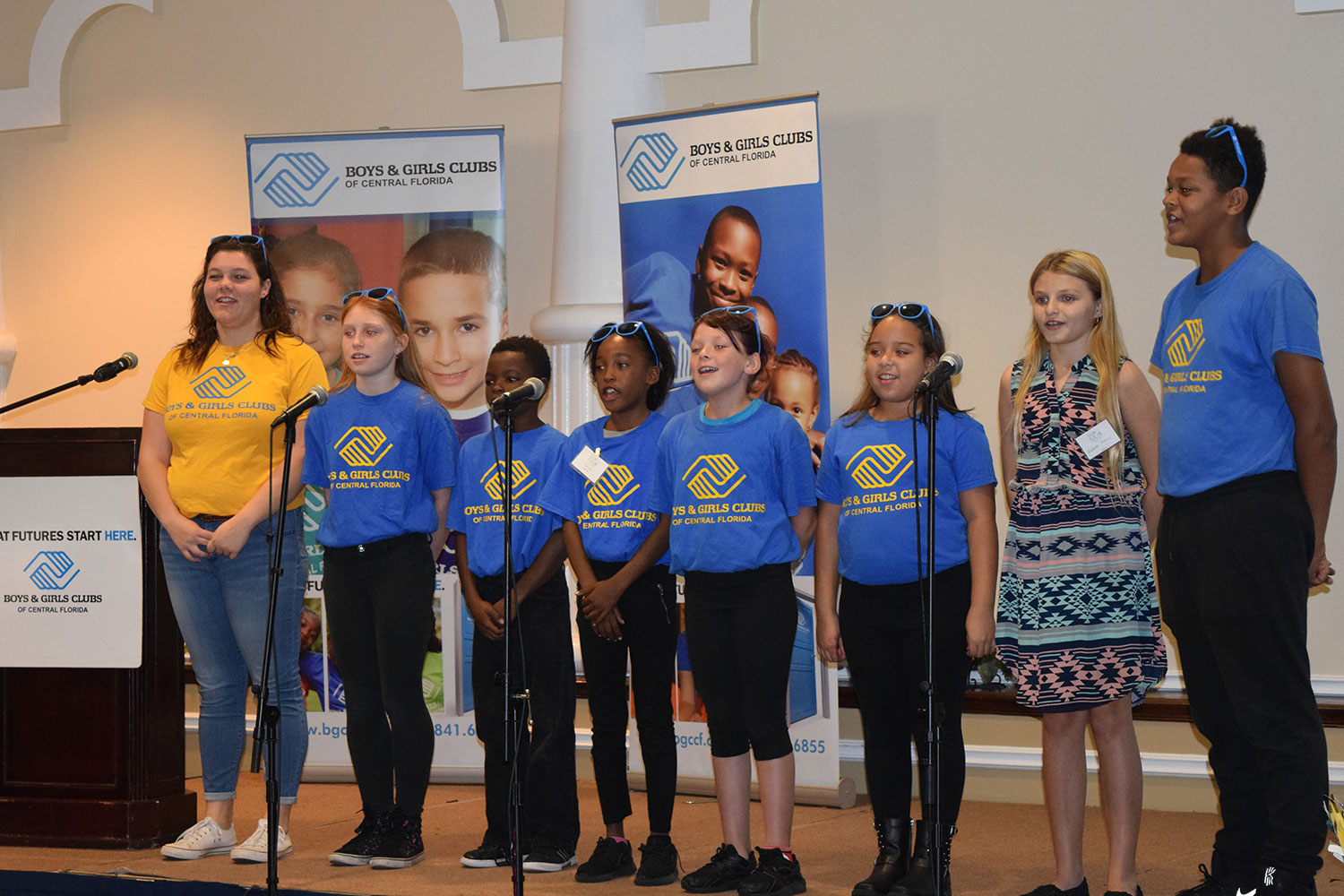 Brevard County Faces of the Future Fundraising Breakfast