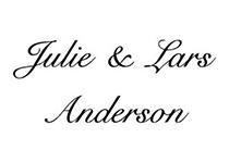 Julie & Lars Anerson
