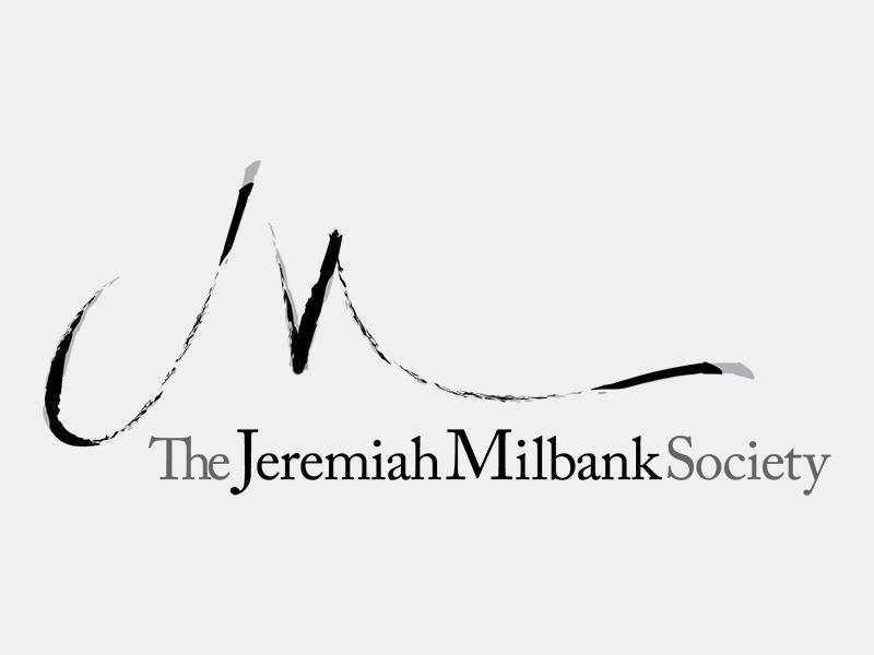 The Jeremiah Milbank Society